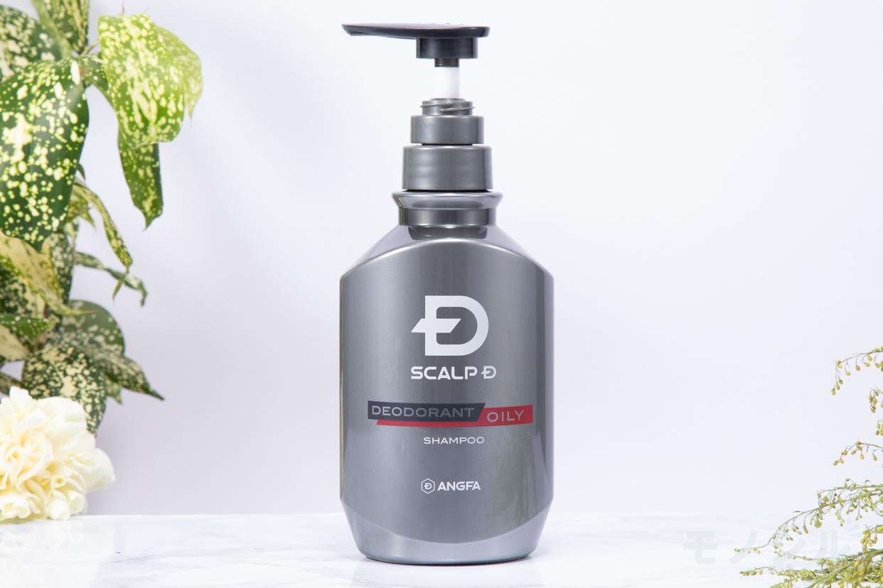 SCALP D(スカルプD) 薬用スカルプシャンプー デオドラントオイリーの商品画像