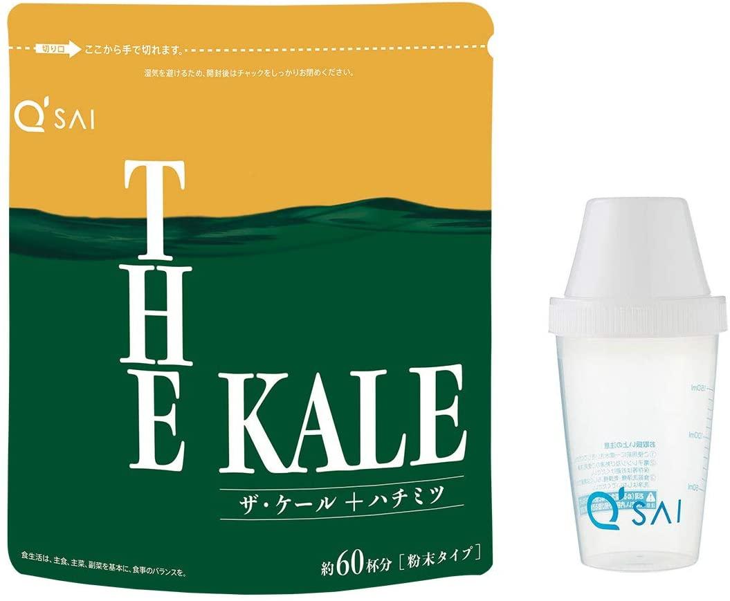 Q'SAI(キューサイ) ザ・ケール + ハチミツの商品画像