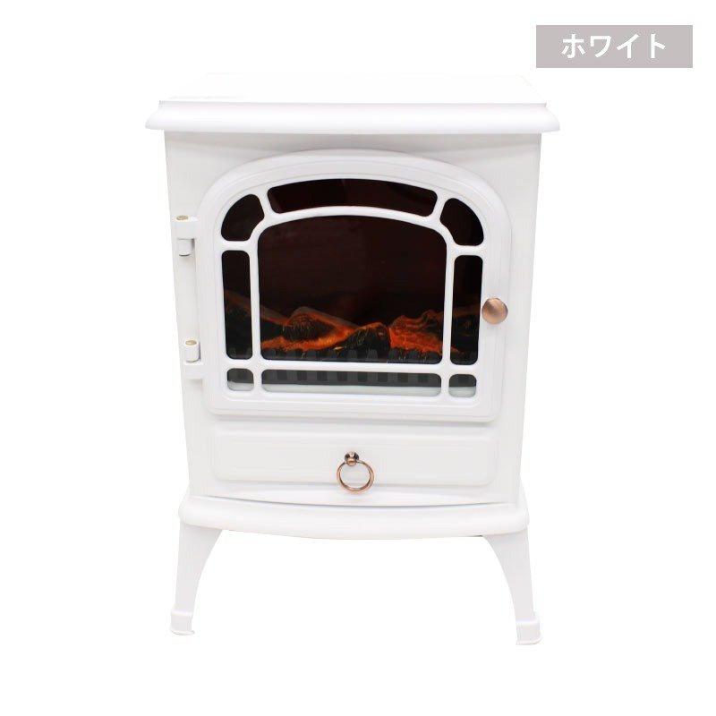ヒロ・コーポレーション 電気式暖炉 HF-2008の商品画像6