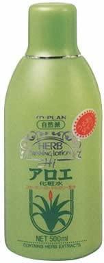 TO-PLAN(トープラン) アロエ化粧水の商品画像