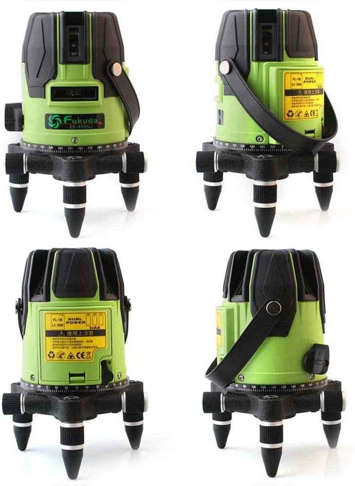 FUKUDA(フクダ) 5ライン グリーンレーザー墨出し器 EK-400GJの商品画像9