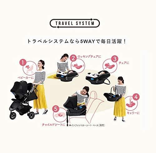 Aprica(アップリカ) スムーヴ TS インファント カーシートの商品画像2