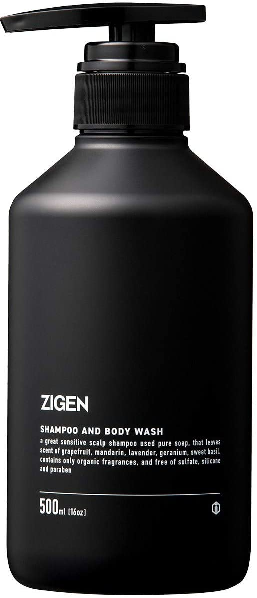 ZIGEN(ジゲン) シャンプー&ボディーソープの商品画像5