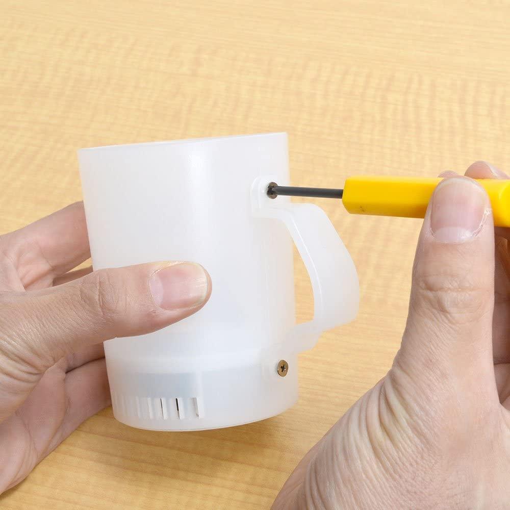 THANKO(サンコー)USB冷温紙コップホルダー USBCLHH4の商品画像8