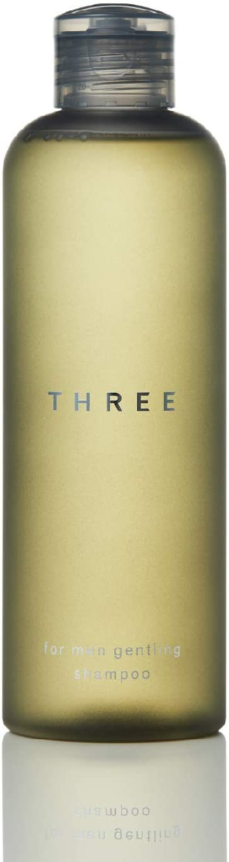 THREE(スリー)THREE for MEN(スリー フォー・メン) ジェントリング シャンプーの商品画像