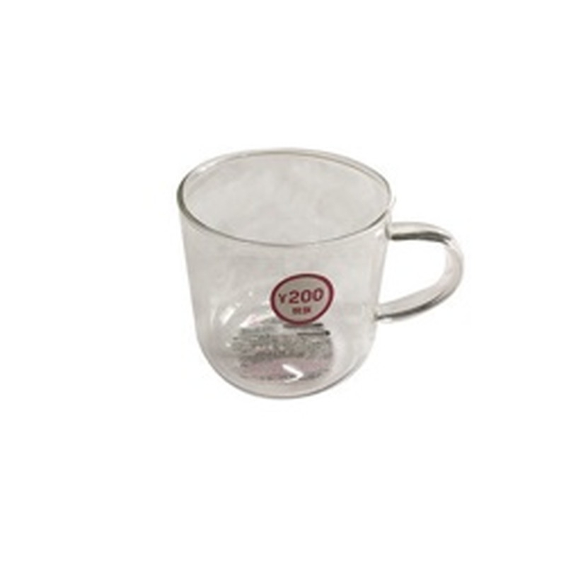 DAISO(ダイソー) 耐熱ガラスマグカップの商品画像