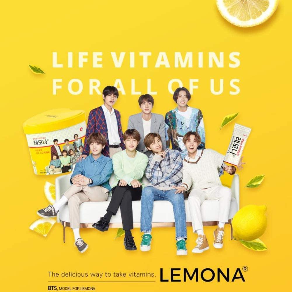 LEMONA(レモナ) LEMONAS酸 ×BTS ビタミン剤の商品画像2
