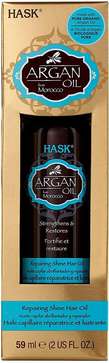 HASK(ハスク) アルガンヘア用シャインオイルの商品画像