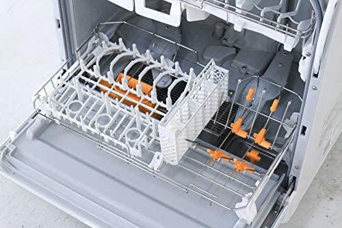 Panasonic(パナソニック) 食器洗い乾燥機 NP-TR9-W(ホワイト)の商品画像4