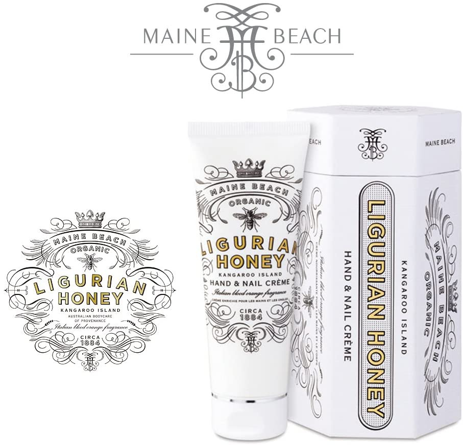 MAINE BEACH(マインビーチ) オーガニック ハンド&ネイルクリームの商品画像