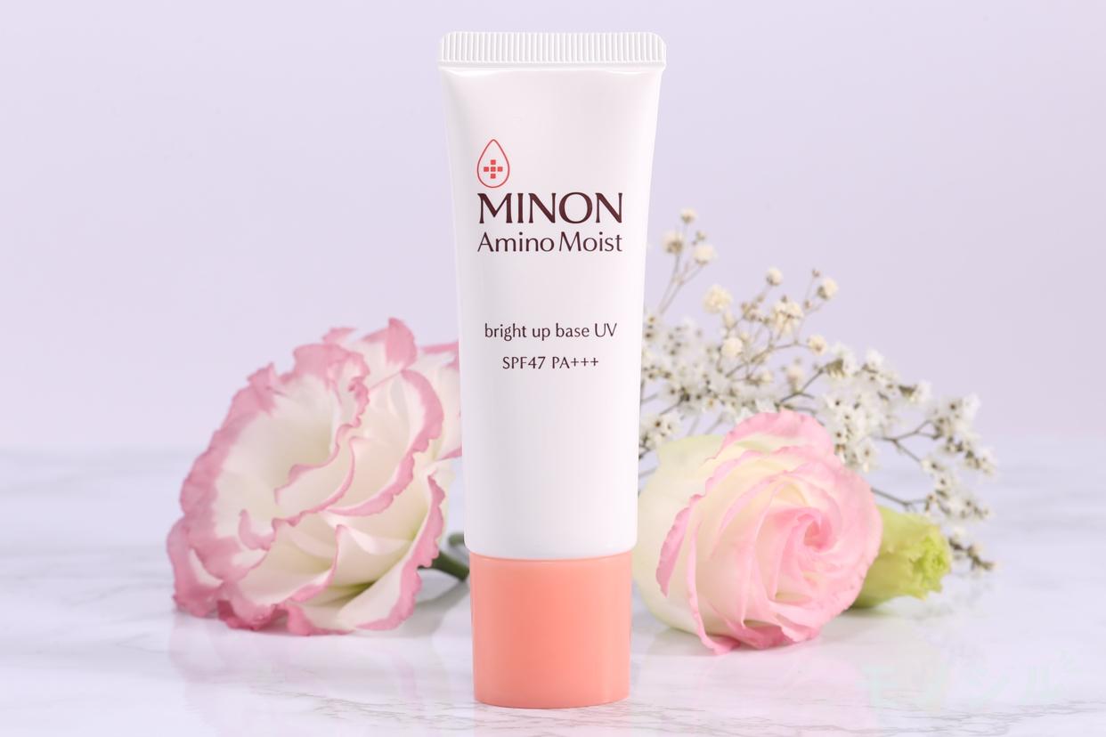 MINON(ミノン) アミノモイスト ブライトアップベース UV