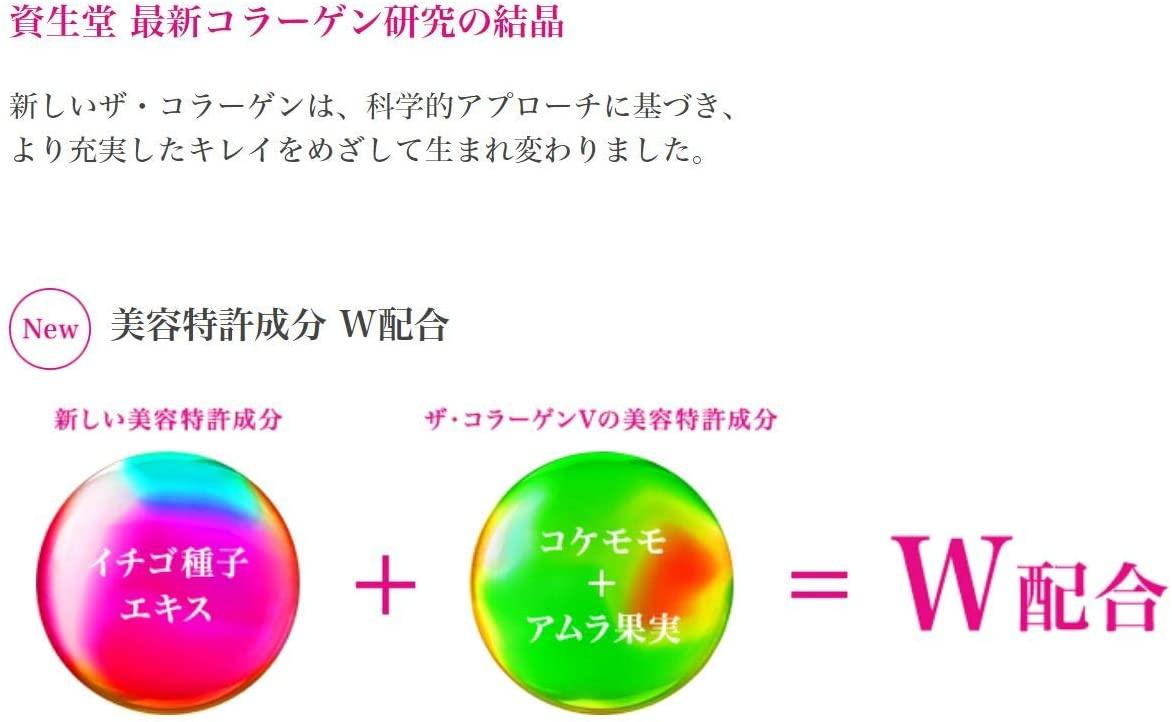 資生堂(SHISEIDO) ザ・コラーゲン タブレットWの商品画像5