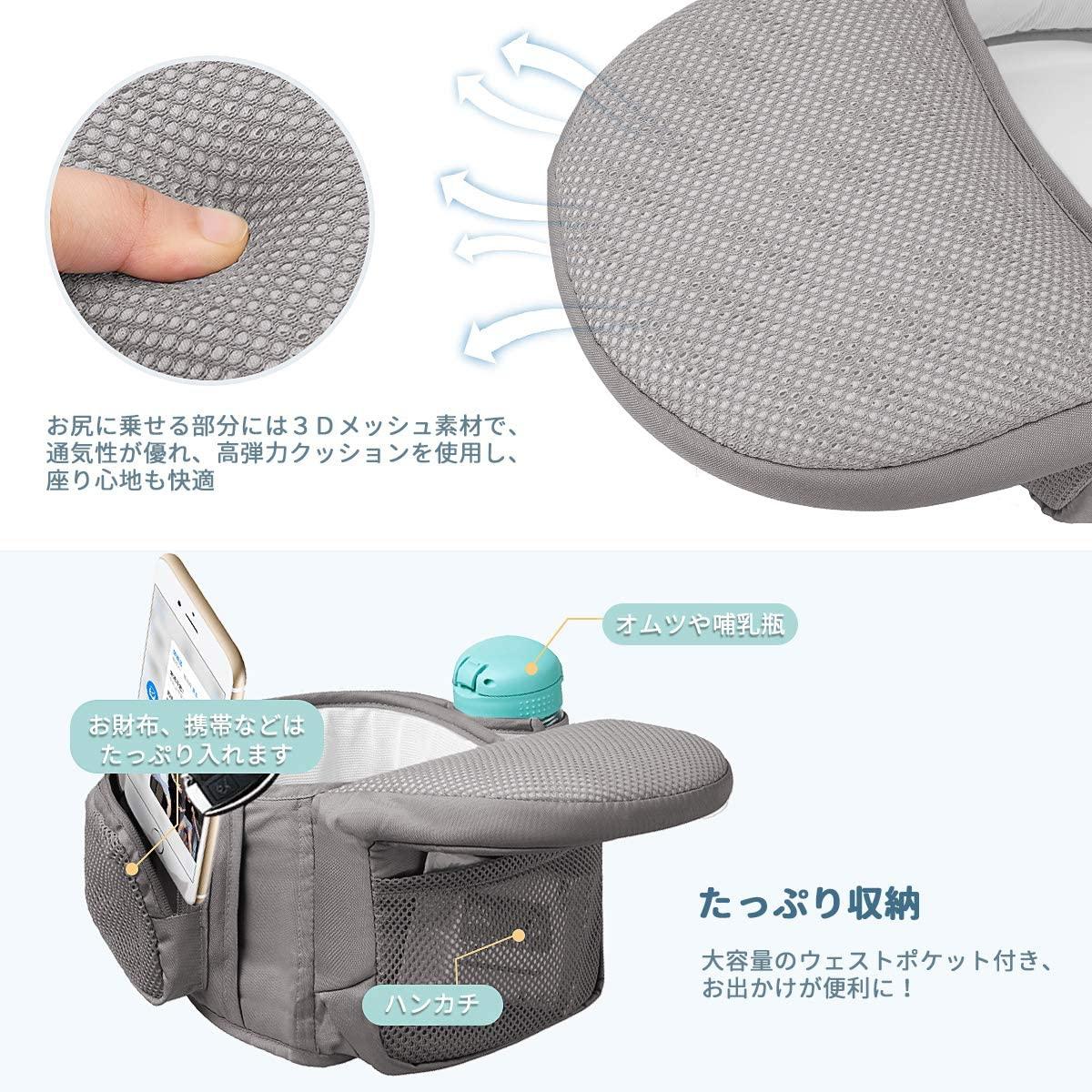 REENUO(レーヌオ) ヒップシートの商品画像5