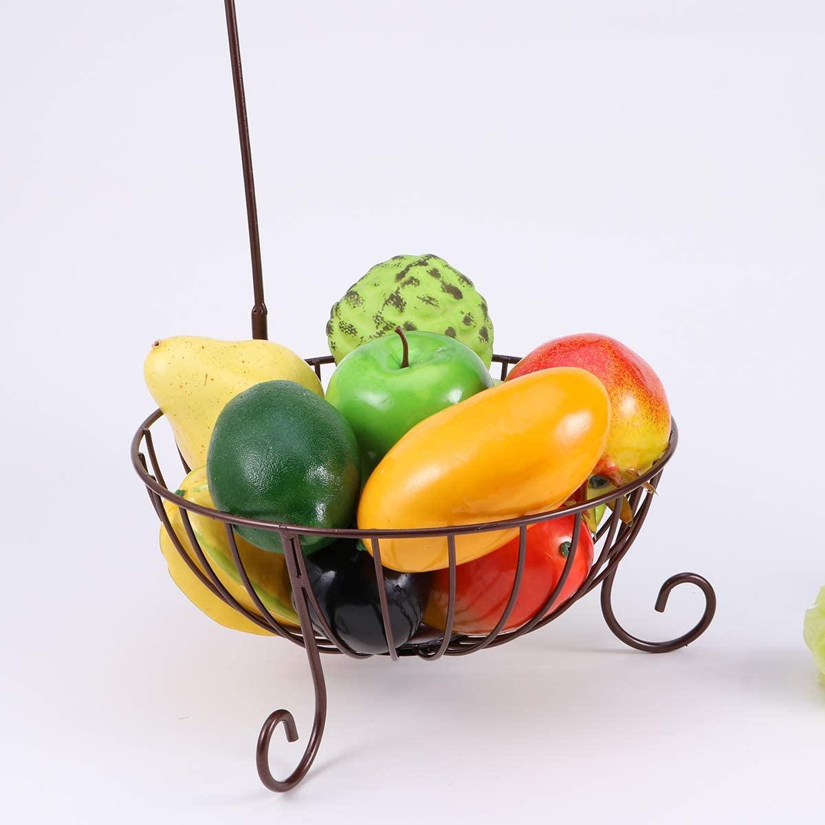 WINOMO(ウィノモ)バナナ吊りフック付きフルーツバスケットの商品画像7