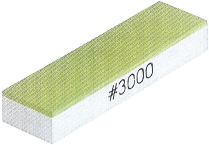 アイウッド 超仕上砥石 焼結 手持ちダイヤ #3000 20mm 70mm 10mm 89000 グリーンの商品画像