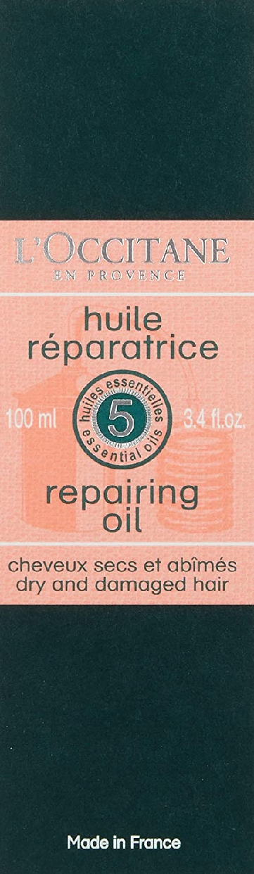 L'OCCITANE(ロクシタン)ファイブハーブス リペアリングヘアオイルの商品画像2