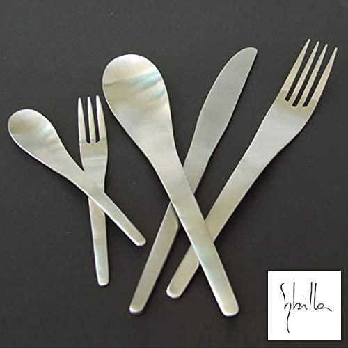 Sybilla(シビラ) セプティマ ケーキフォーク 5本セットの商品画像2