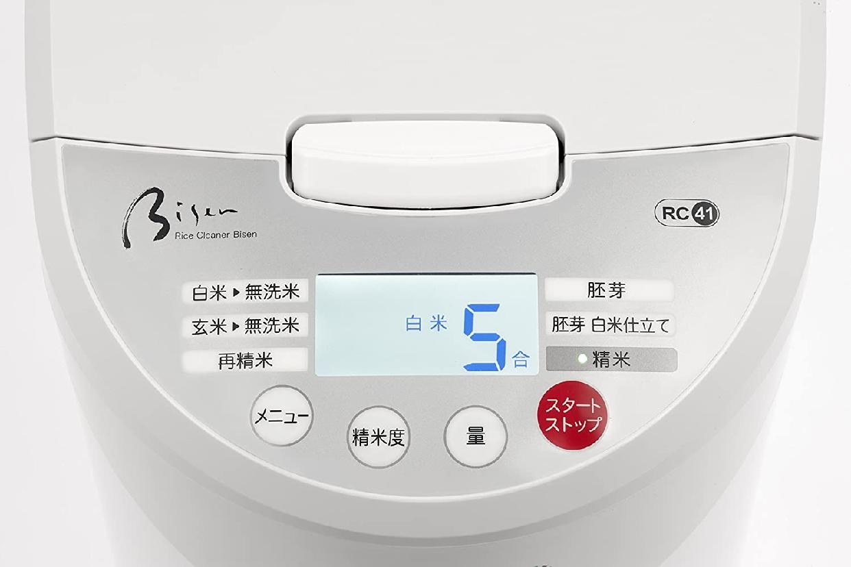 山本電気(ヤマモトデンキ)Bisen RC41 YE-RC41W ホワイトの商品画像2