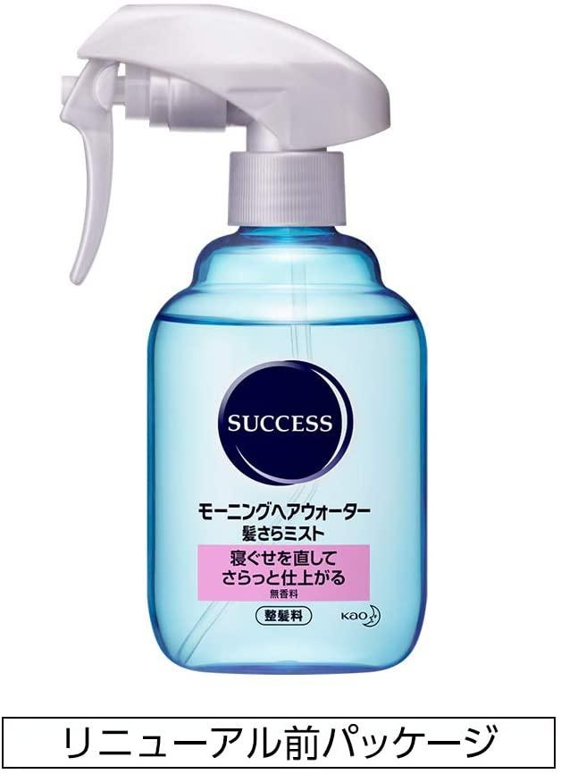 success(サクセス)モーニングヘアウォーター 髪さらミストの商品画像7