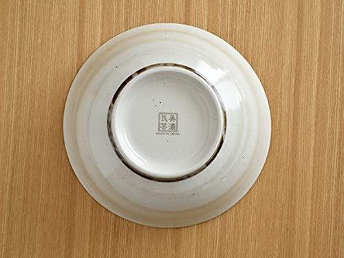 TABLE WARE EAST.(テーブルウェアイースト) ラーメン鉢 美濃民芸 アイボリー(かんな目)の商品画像2