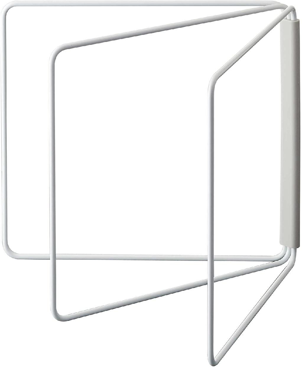 山崎実業(ヤマザキジツギョウ)折り畳み布巾ハンガー タワーの商品画像2