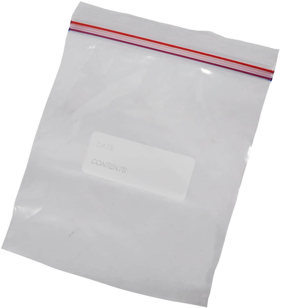 クルー Wジッパー フリーザーバッグ Mサイズの商品画像2