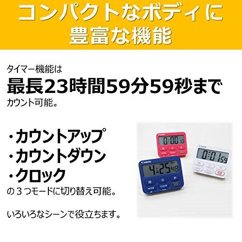 CANON(キヤノン) クロック&タイマー CT-50の商品画像5
