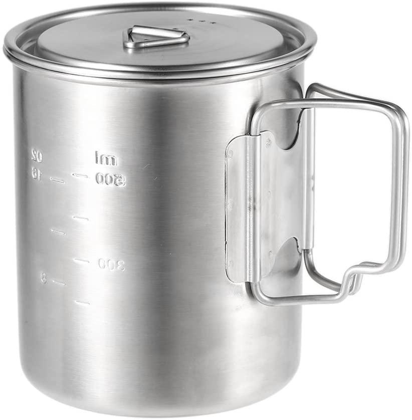 Lixada(リクサダ) チタンカップの商品画像9