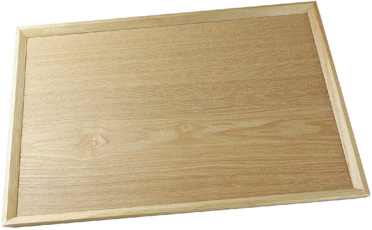 祭りのええもん(まつりのええもん)木製 羽反長角膳 45cmの商品画像