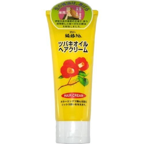 黒ばら純椿油(クロバラジュンユアブラ) ツバキ オイル ヘアクリーム