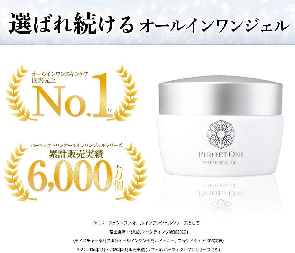PERFECT ONE(パーフェクトワン) 薬用ホワイトニングジェルの商品画像7