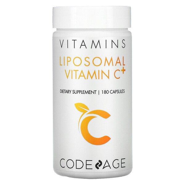 CodeAge(コードエイジ) リポソームビタミンCの商品画像