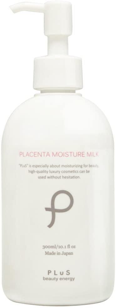 PLuS(プリュ) プラセンタ モイスチュアミルクの商品画像