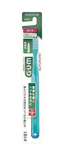 GUM(ガム) デンタルブラシ #191