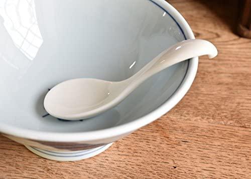 saison(セゾン) まるみのある万能レンゲ【5個セット】  ホワイトの商品画像3