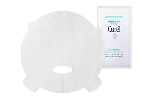 Curél(キュレル) 潤浸保湿 モイストリペアシートマスク