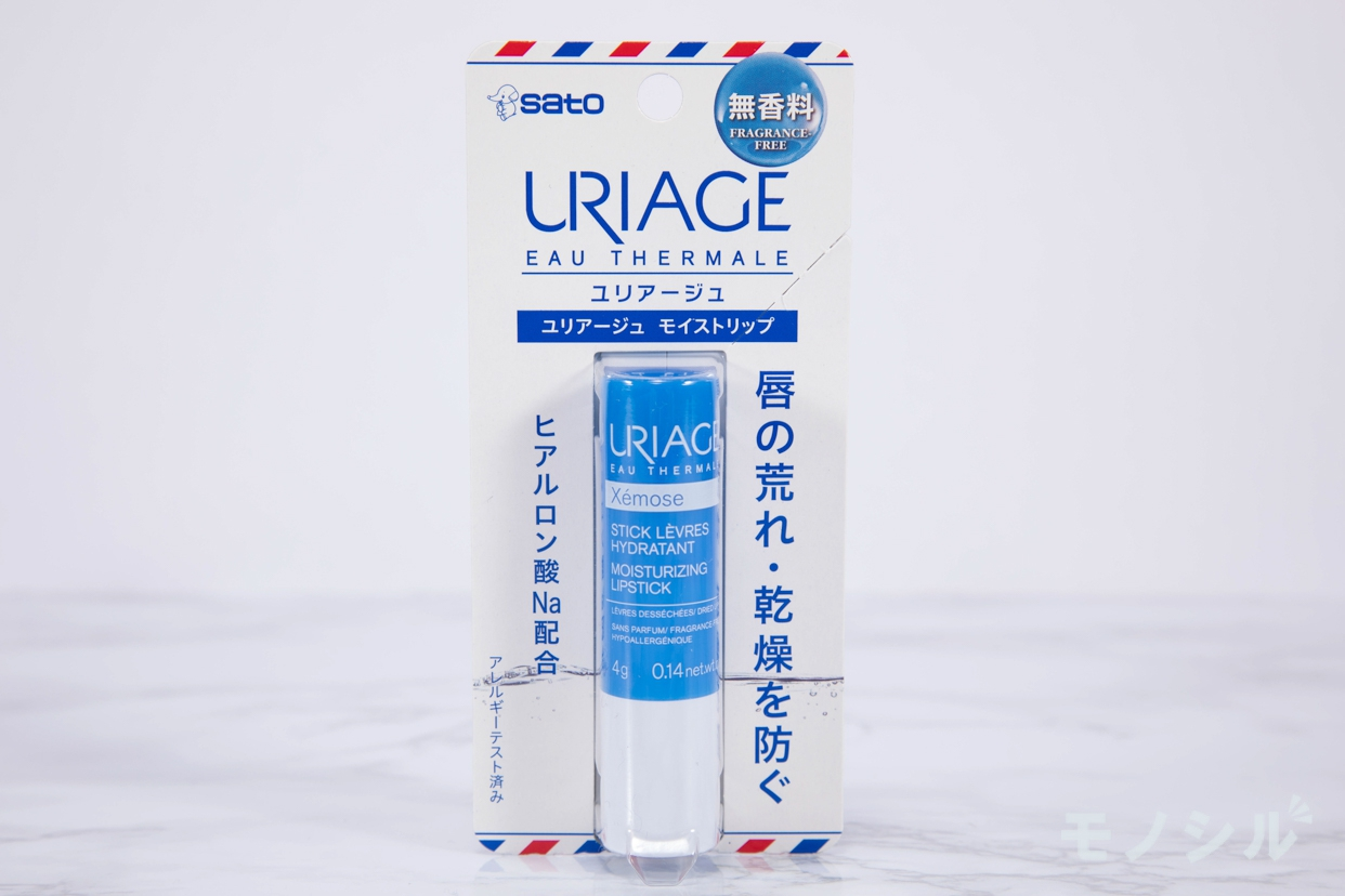 URIAGE(ユリアージュ) モイストリップの商品画像2 商品のパッケージ正面画像