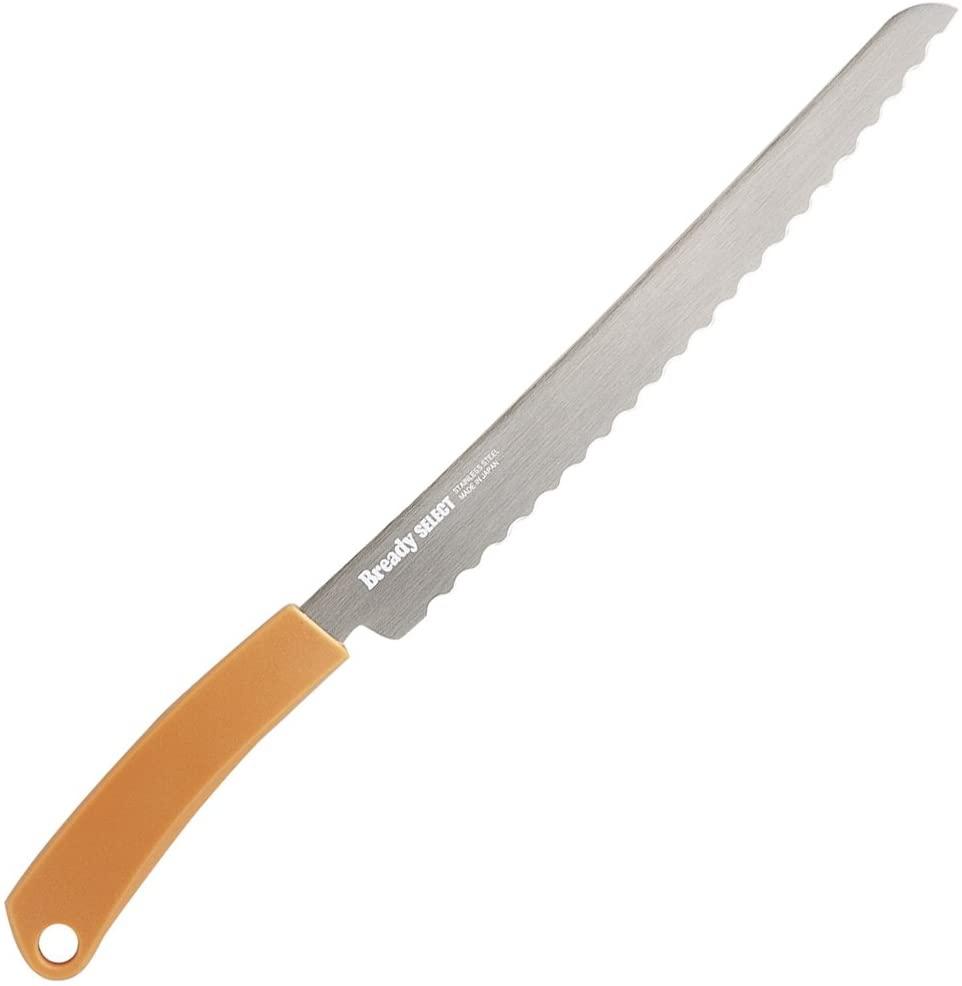 BreadySELECT(ブレディセレクト) ブレッドナイフ AC0070 ブラウンの商品画像