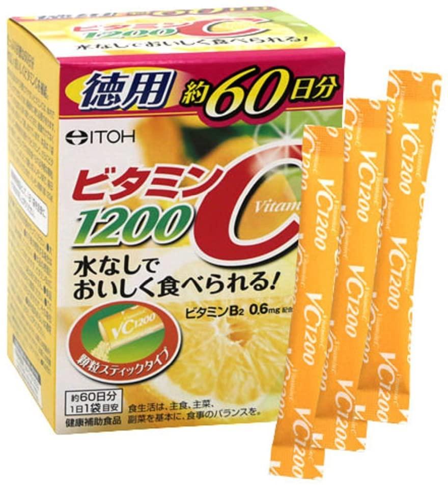 井藤漢方製薬 ビタミンC1200の商品画像2