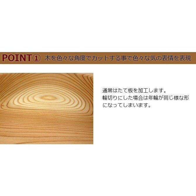 古家木工 【箱入り】寿司桶  13号 39cmの商品画像3