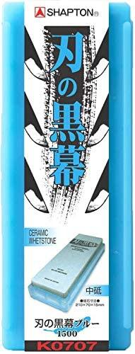SHAPTON(シャプトン) 刃の黒幕 ブルー 中砥 #1500の商品画像