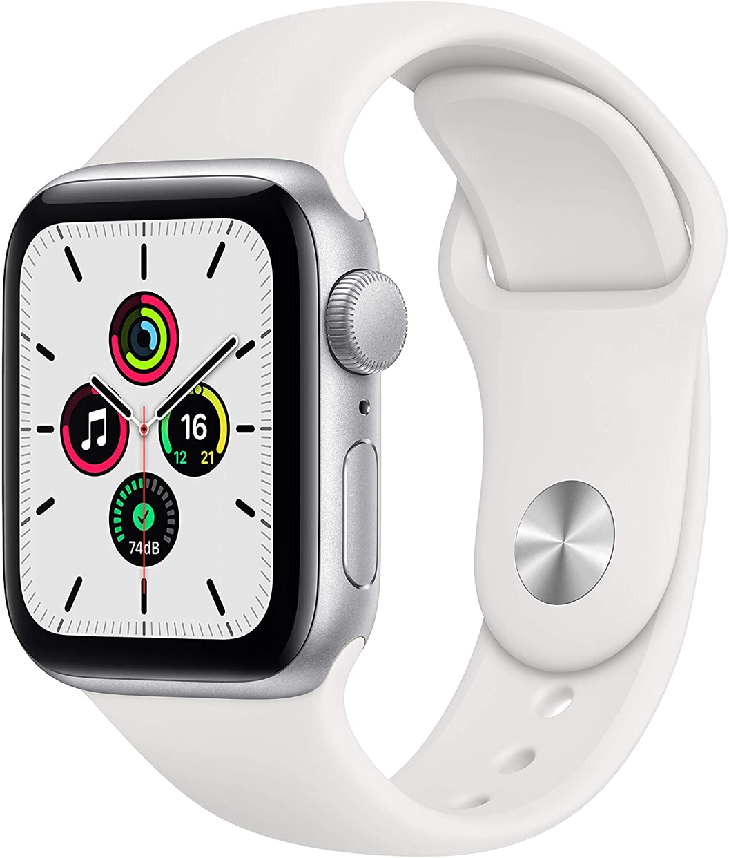 Apple(アップル) Apple Watch SE(GPSモデル) MYDM2J/Aの商品画像