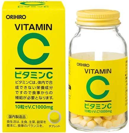 ORIHIRO(オリヒロ) ビタミンC粒の商品画像
