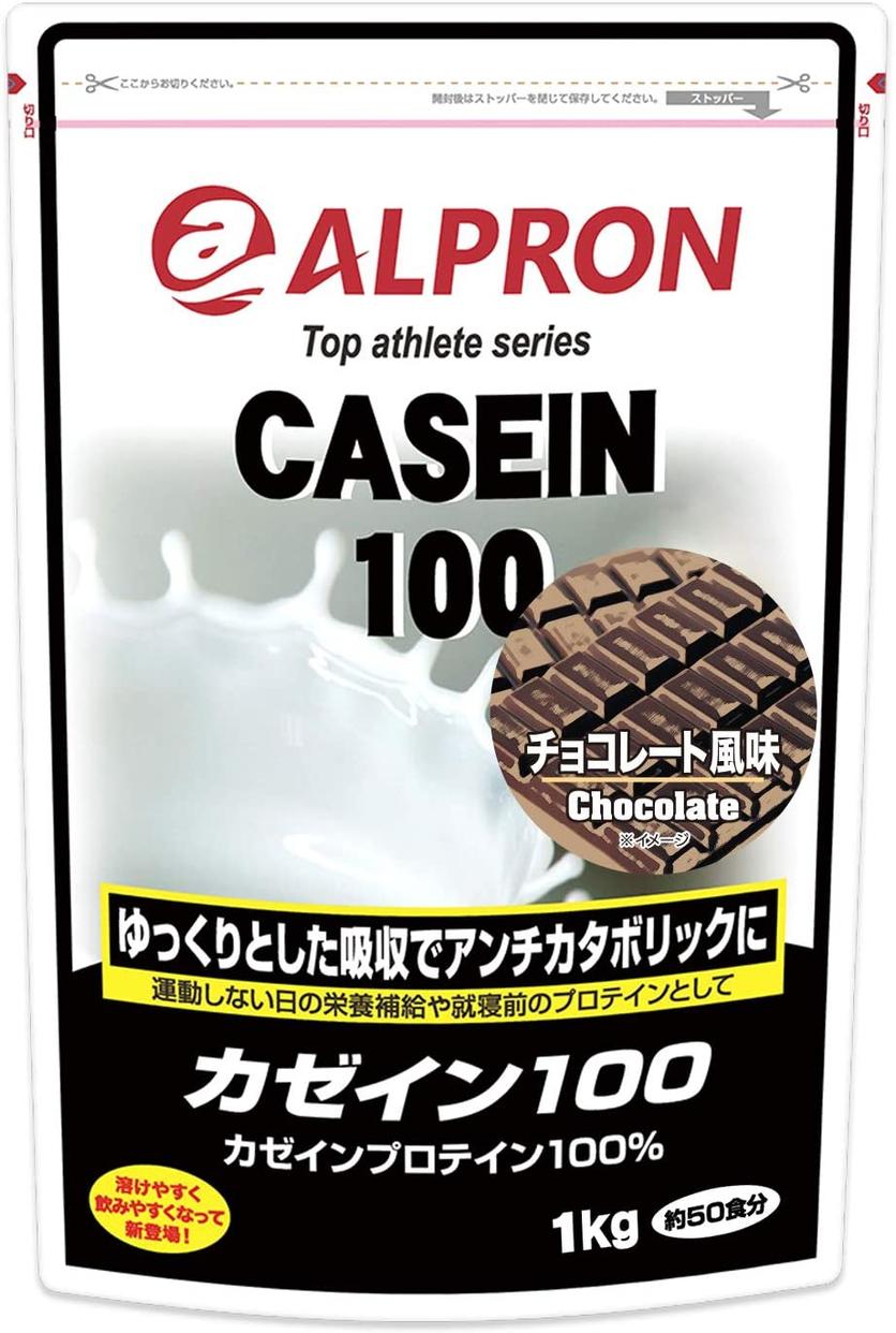 ALPRON(アルプロン) カゼインプロテイン100の商品画像