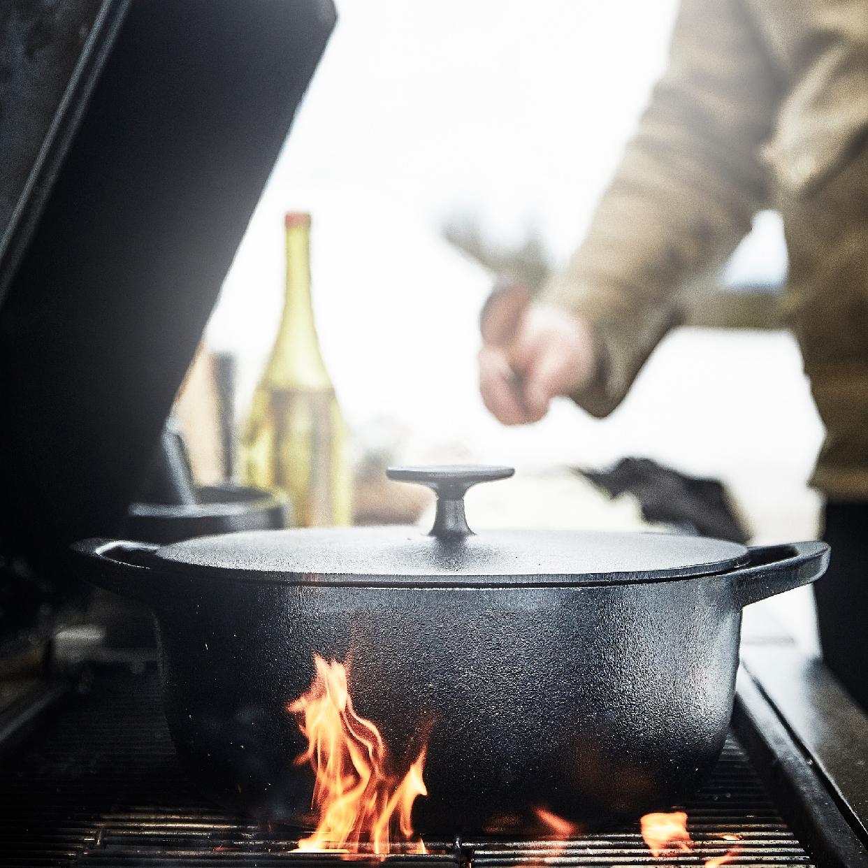 IKEA(イケア) ヴァルダーゲン キャセロール鍋の商品画像10