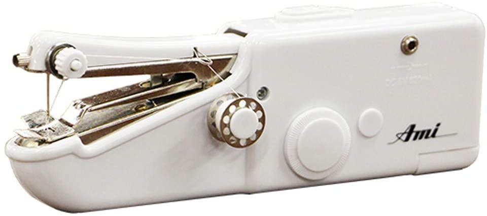 富士パックス販売 電動ハンドミシン アミーガー SV-1655の商品画像