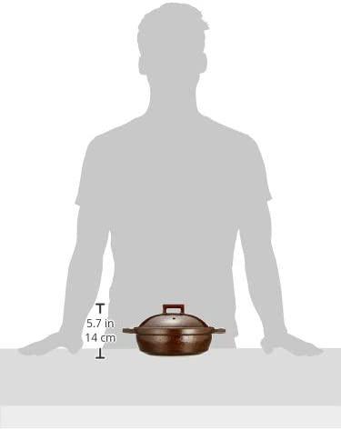 長谷園 ビストロ蒸し鍋  NCK-25の商品画像9