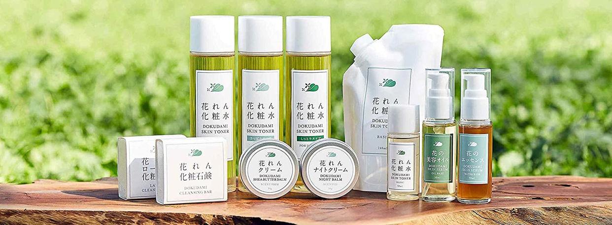 花れん どくだみ化粧水 さっぱりタイプの商品画像3