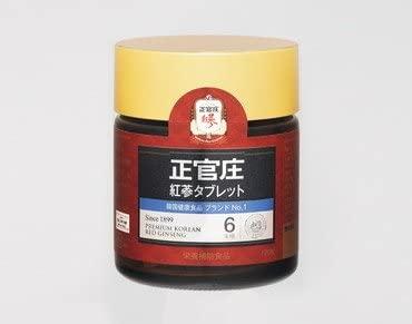 正官庄 正官庄 紅参タブレットの商品画像2