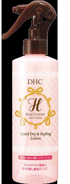 DHC(ディーエイチシー) ヘアローション(クイックドライ&スタイリング)の商品画像
